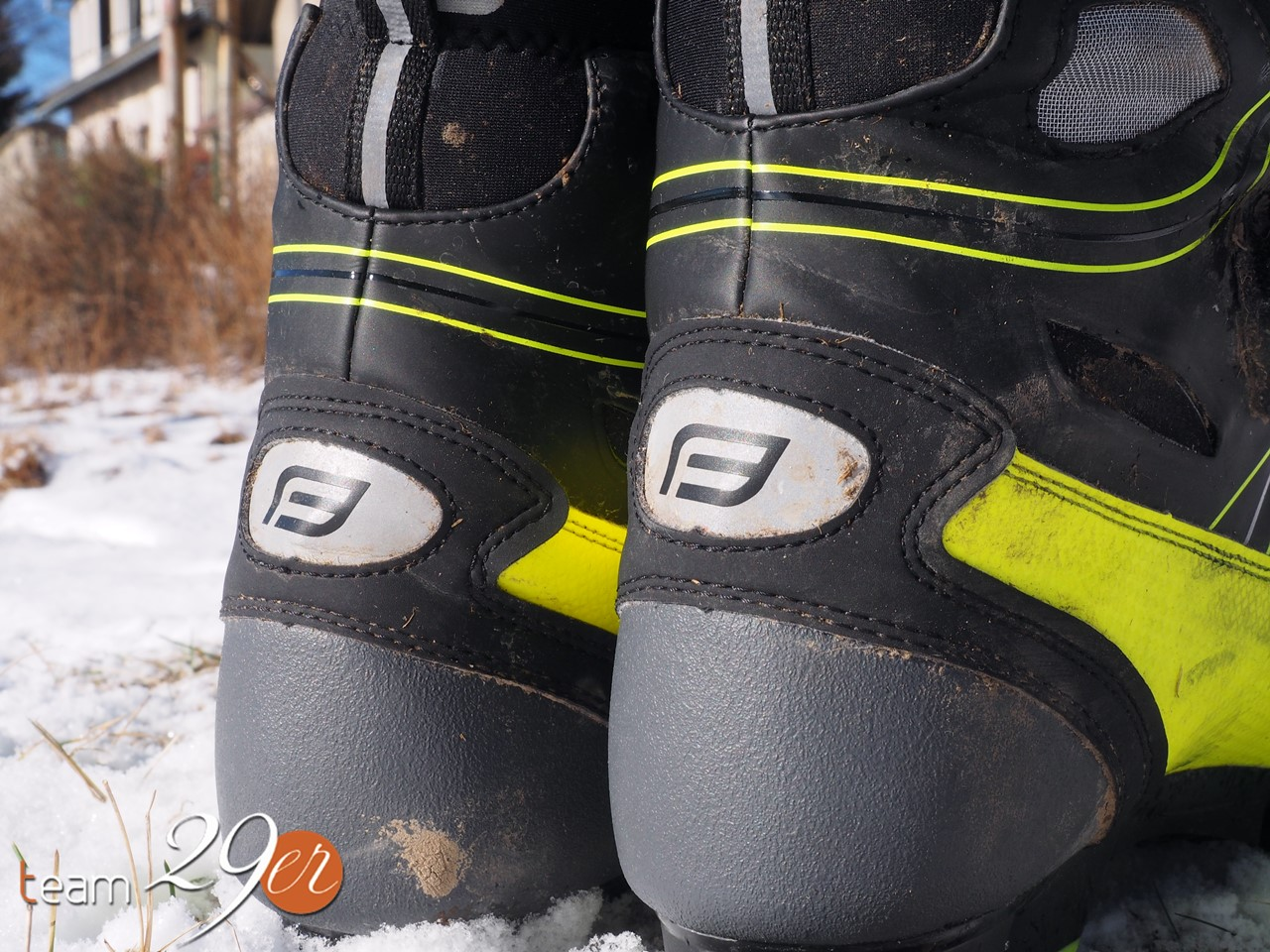 Test Buty Force Ice 10