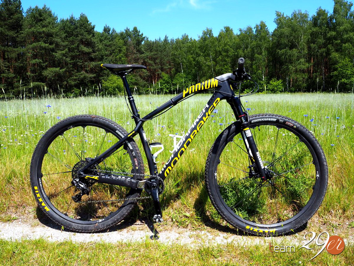 Test Mondraker Podium 275 01