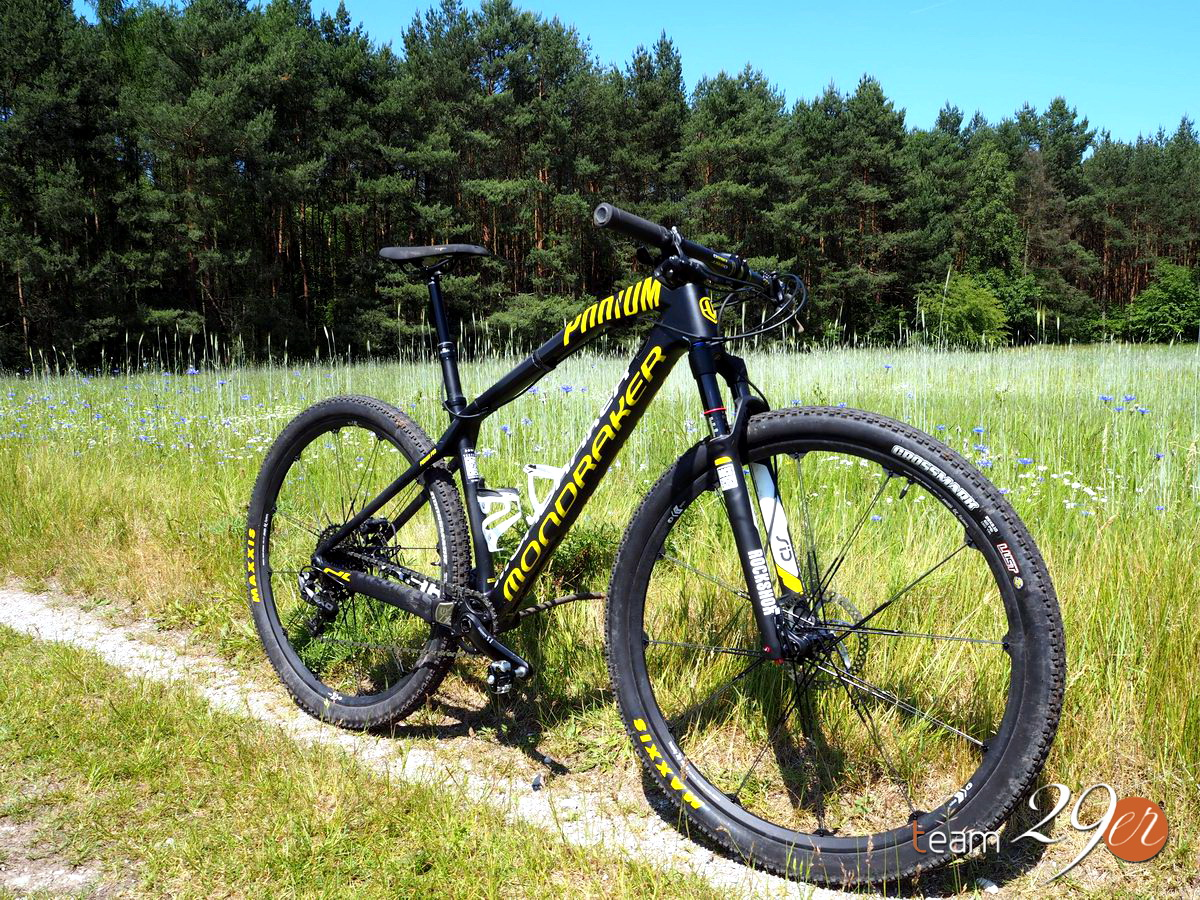 Test Mondraker Podium 275 25