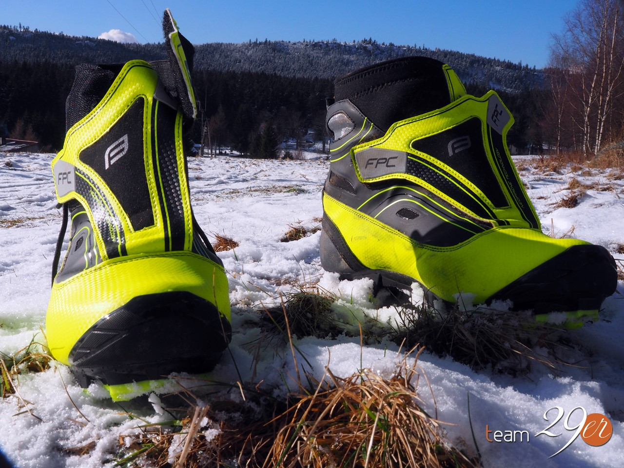 Test Buty Force Ice 03